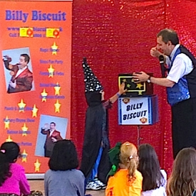 Billy Biscuit