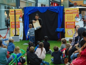 Professor Dan's  Punch and Judy and Magic