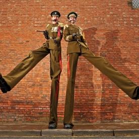 The Sergeant Majors