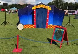 Magic Carpet Theatre - superb children's and family theatre