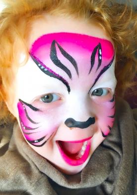 Alexandra Collison  Amazing Face Painting