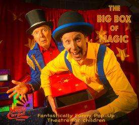The Big Box of Magic for School bubble groups (Covid Guidelines)