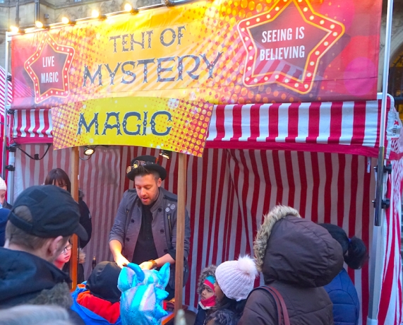 Tent of Mystery